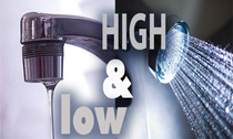 AAP-All American Plumbing High and Low Water Pressure