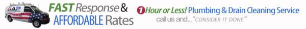 Drain Cleaning Ontario, CA - AAP All American Plumbing