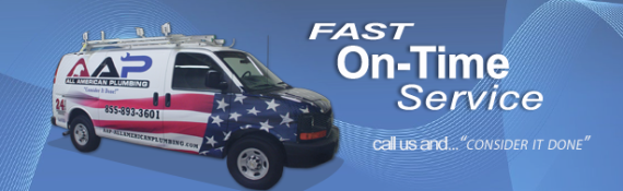 AAP All American Plumbing - Fast On Time Service