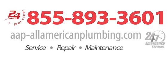 AAP-All American Plumbing 24 Hour Service 855-893-3601