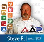Technician Steve Reeves