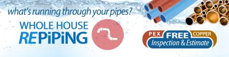 PEX Repiping | AAP All American Plumbing