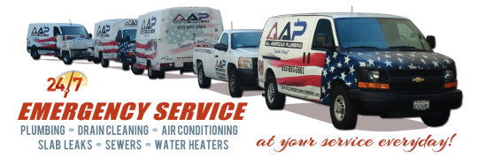 Local Emergency Plumbing Service - Inland Empire, California